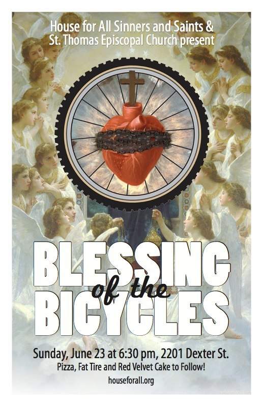 New update to Blessing of the Bicycles