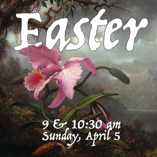 Easter Digital Piece