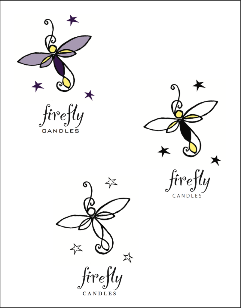 Firefly Candle Co. Logo