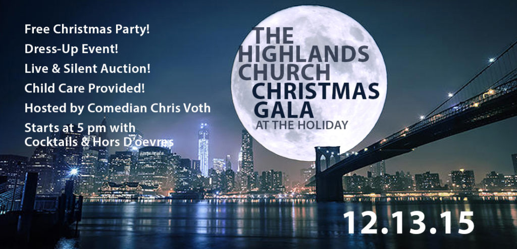 Holiday Gala Digital Piece