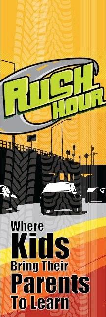 Rush Hour Banner
